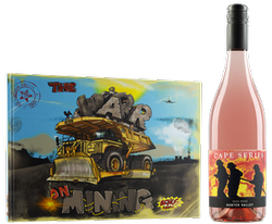 Rosé Six Pack + Book